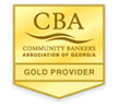 CBA Gold Level Preferred Service Provider